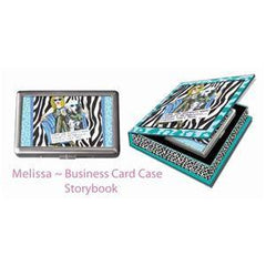 LUCKIE STREET BUSINESS CARD CASE-MELISSA