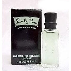 LUCKY YOU MEN`S EDT SPRAY 3.4 OZ
