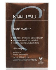 Malibu Wellness Hard Water Wellness Treatment Packet .17 Oz