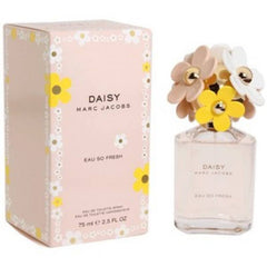 Marc Jacobs Daisy Eau So Fresh Womens Eau De Toilette Spray 25 Oz