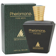 MARILYN MIGLIN PHEROMONE MEN`S COLOGNE SPRAY 1.7 OZ