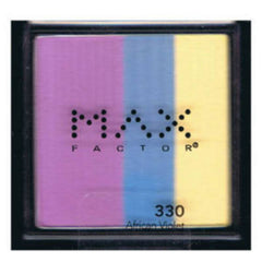 MAX FACTOR 3 KIT EYESHADOW AFRICAN VIOLET D 2050