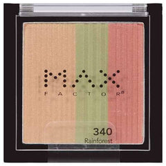 MAX FACTOR 3 KIT EYESHADOW RAINFOREST 02040