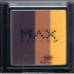 MAX FACTOR 3 KIT EYESHADOW RAVENOUS 01798