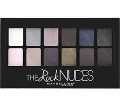 Maybelline Expert Wear Eyeshadow Palette Rock The Nudes