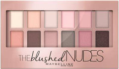 Maybelline Expert Wear Eyeshadow Palette The Blushed Nudes