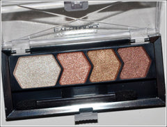 MAYBELLINE EYE STUDIO COLOR PLUSH SILK SHADOW QUAD COPPER CHIC