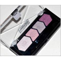 MAYBELLINE EYE STUDIO COLOR PLUSH SILK SHADOW QUAD LEGENDARY LILAC