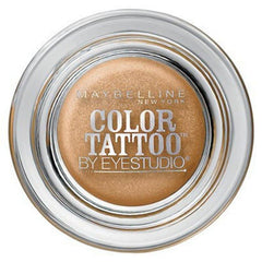 MAYBELLINE EYE STUDIO COLOR TATTOO BOLD GOLD
