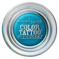 MAYBELLINE EYE STUDIO COLOR TATTOO TENACIOUS TEAL