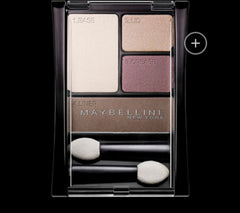 MAYBELLINE EYESHADOW QUAD DESIGNER CHOCOLATES 595EQU-040