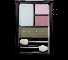 MAYBELLINE EYESHADOW QUAD SEASHORE FROSTS 595EQU-030