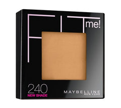 MAYBELLINE FIT ME PRESSED POWDER 240 GOLDEN BEIGE