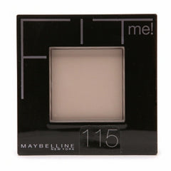 MAYBELLINE FITME PRESSED POWDER 115 (IVORY)