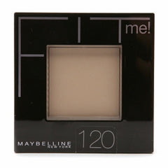 MAYBELLINE FITME PRESSED POWDER 120 (CLASSIC IVORY)