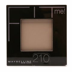 MAYBELLINE FITME PRESSED POWDER 210 (SANDY BEIGE)
