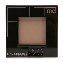 MAYBELLINE FITME PRESSED POWDER 220 (NATURAL BEIGE)