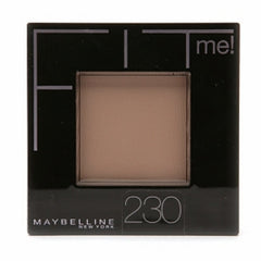 MAYBELLINE FITME PRESSED POWDER 230 (NATURAL BUFF)