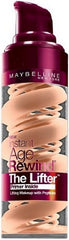 MAYBELLINE INSTANT AGE REWIND THE LIFTER LIFTING MAKEUP WITH PRIMER INSIDE NUDE BEIGE