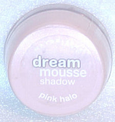 MAYBELLINE MOUSSE EYESHADOW PINK HALO D 600MSE-120