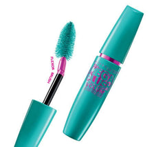 MAYBELLINE VOLUM`EXPRESS MASCARA MEGA PLUSH VERY BLACK WATERPROOF