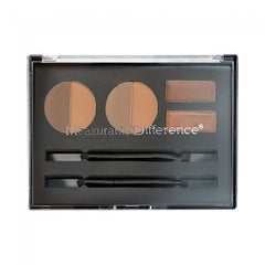 Measurable Difference Eyebrow Framing Kit-Light/Medium