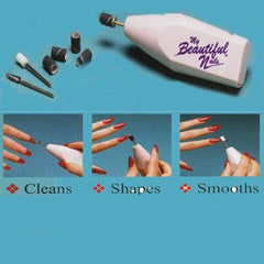 MEDICOOL MY BEAUTIFUL NAILS MANICURE SET 01398