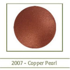 MILJO TERRA EYESHADOW COPPER PEARL 2007