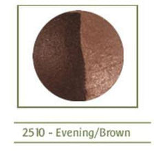 MILJO TERRA EYESHADOW DUO EVENING/BROWN 2510