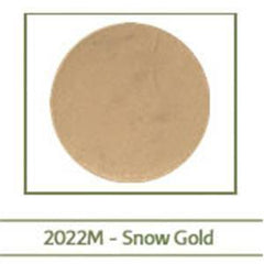 MILJO TERRA EYESHADOW SNOW GOLD 2022