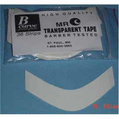 MR C CURVE TRANSPARENT STRIP TAPE 36 CT X 1