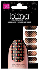 NAIL BLISS BLING NAIL CLOWNING AROUND- HALLOWEEN COLLECTION