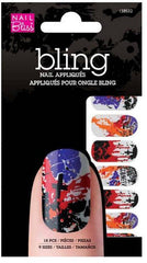 NAIL BLISS BLING NAIL SCREAM QUEEN- HALLOWEEN COLLECTION