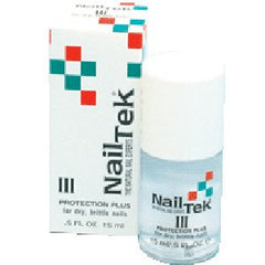NAIL TEK #3 PROTECTION PLUS .5 OZ