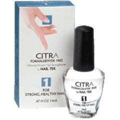 NAIL TEK CITRA 1 NAIL STRENGTHENER .47 OZ