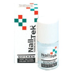 NAIL TEK QUICKEN TOP COAT .5 OZ