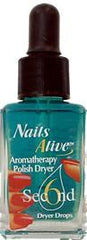 Nails Alive Sec6nd Aromatherapy Polish Dryer Drops 1.19 Oz