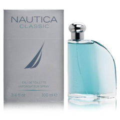 Nautica Men's Eau De Toilette Spray 3.4 Oz