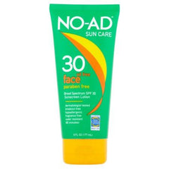 NO AD Oil Free Face Lotion SPF 30 6 Oz