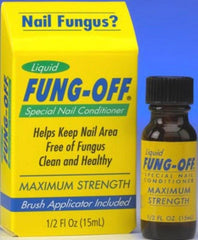 NO LIFT NAILS NO LIFT FUNG OFF 1/2 OZ. 983-321