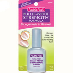 NUTRA NAIL Bullet-Proof Strengthening Formula Breast Cancer Awareness .5 oz