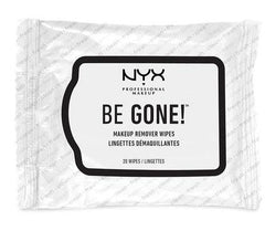 NYX Professional Be Gone Makeup Remover Wipes