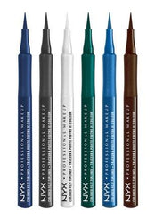 NYX Professional Colored Felt Tip Liner