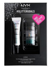NYX Professional Glitter Goals Kit