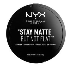 NYX Professional Stay Matte Not Flat Powder