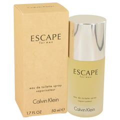 Calvin Klein Escape Men`s Edt Spray 1.7 oz