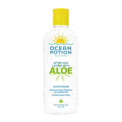 Ocean Potion Aloe After Sun Lotion 8.5 Oz