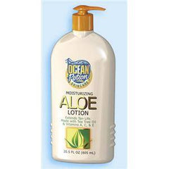 OCEAN POTION ALOE LOTION AFTERSUN 20 OZ 00070