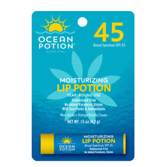 OCEAN POTION LIP POTION SPF 45 .15 OZ