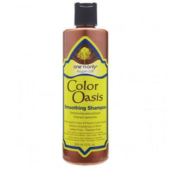 One N Only Argan Oil Color Oasis Smoothing Shampoo 12 Oz